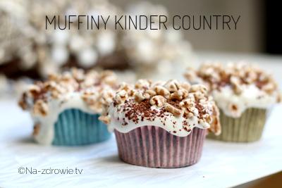 muffinki kinder country