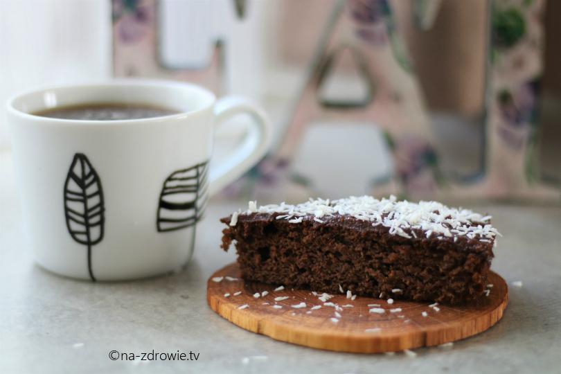Piernikowe ciasto daktylowe