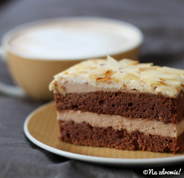 Ciasto czekoladowe z nutellą i mascapone