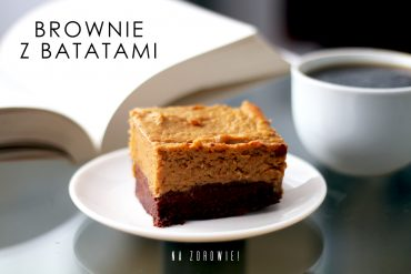 Brownie z batatami - na-zdrowie.tv